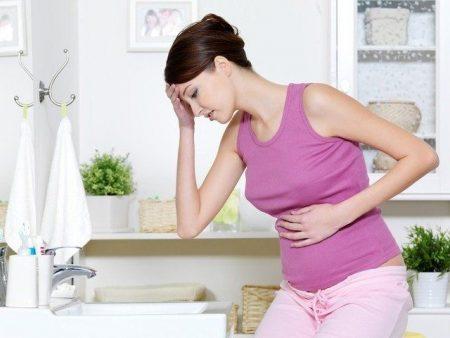 Ощущение женщины при беременности