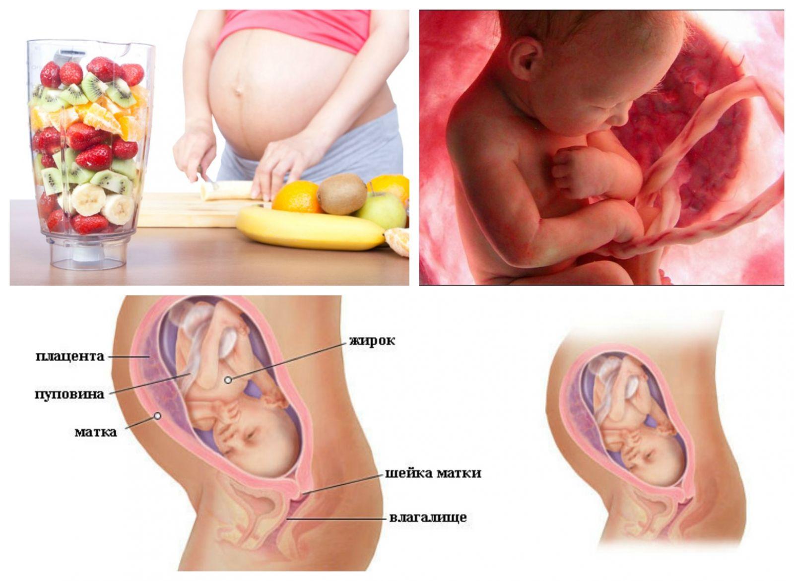 А у некоторых женщин роды могут стартовать и с начала 36 недели.