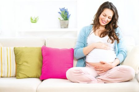 Радость материнства